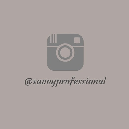 @savvyprofessional Instagram