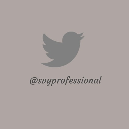 @svyprofessional Twitter