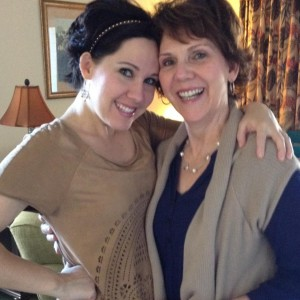Mom & Lin