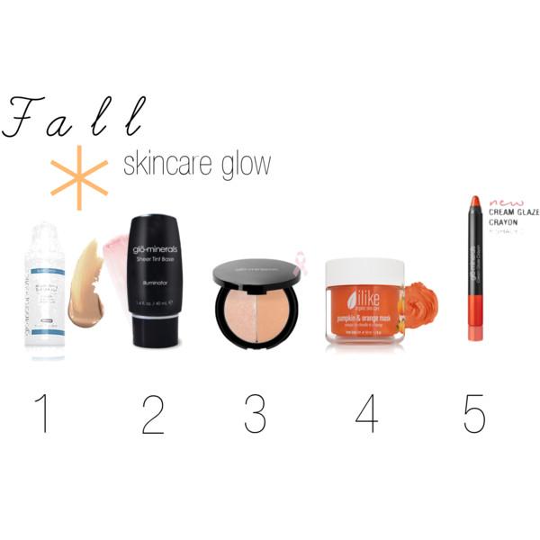 Fall Skincare glow