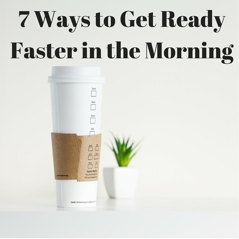 6 easy morning tricks