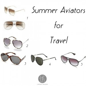 Summer Aviators for Travel