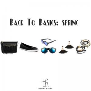 Back To Basics- spring