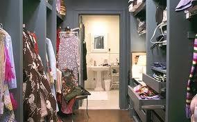 Closet Clothes Makeover