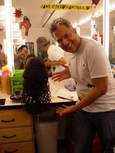 Vampire Diaries Nina Dobrev's hair for Katherine