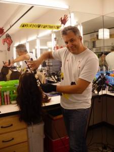 Vampire Diaries Nina Dobrev's hair for Elena