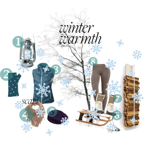 Winter Warmth: 8 Cozy Essentials