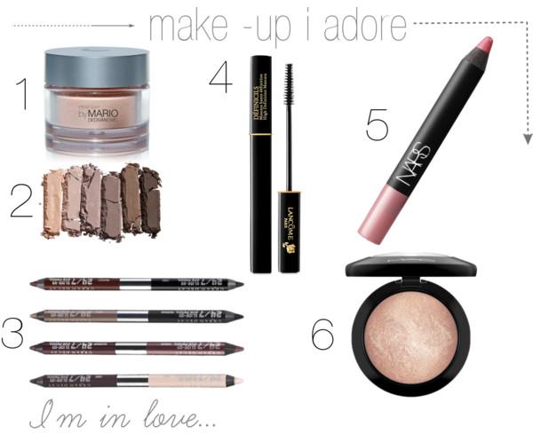 Make-up I Adore
