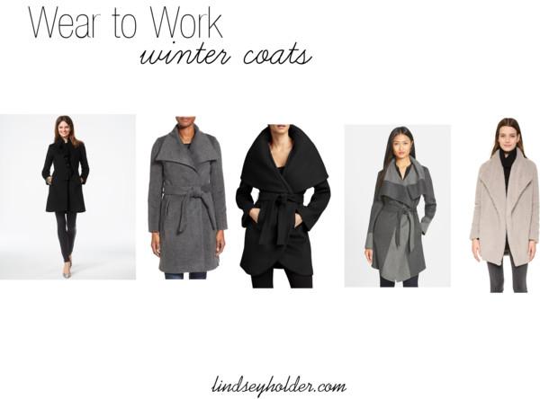 Wear to Work Winter Coats