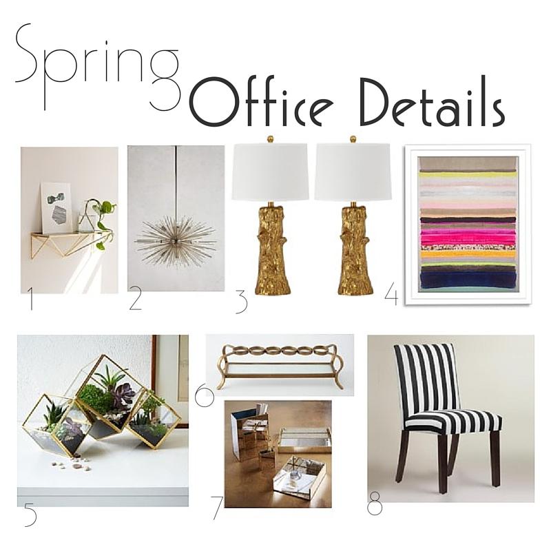 Spring Office Details