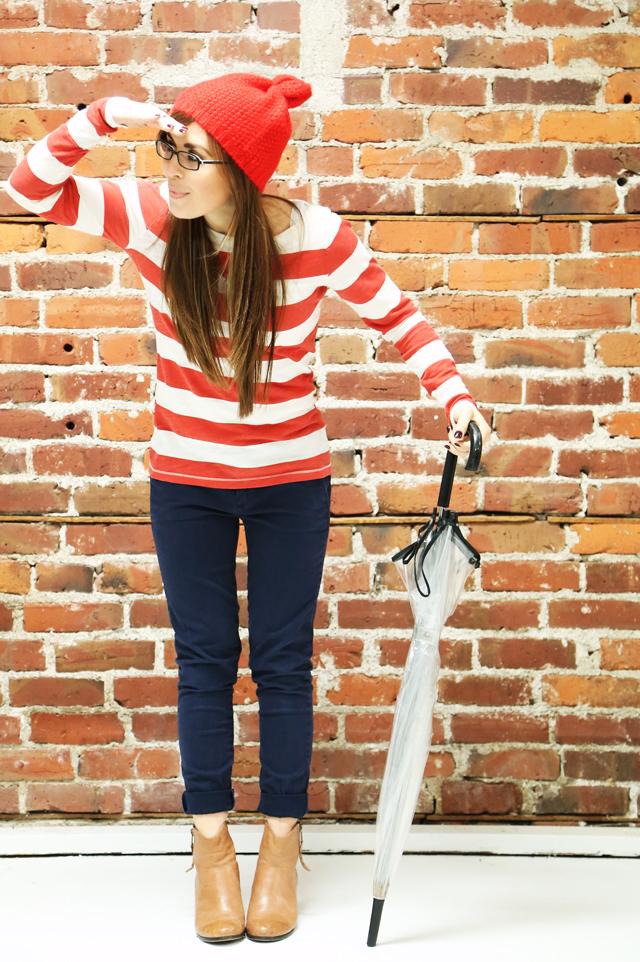 Where's Waldo Work Appropriate Costume