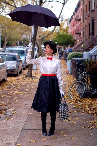 Mary Poppins Work Appropriate Halloween Costume