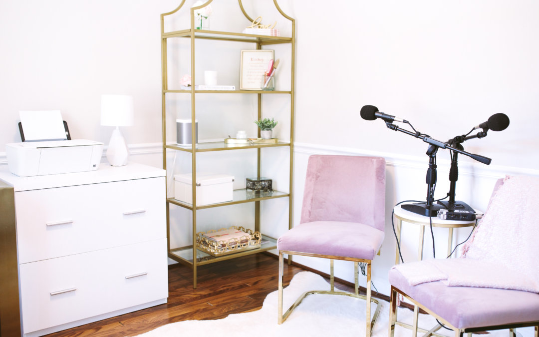 My Office Makeover! Sponsored by Wayfair