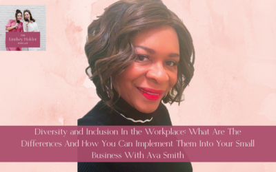 Podcast Episode 20: Diversity in the Workplace with Ava Smith