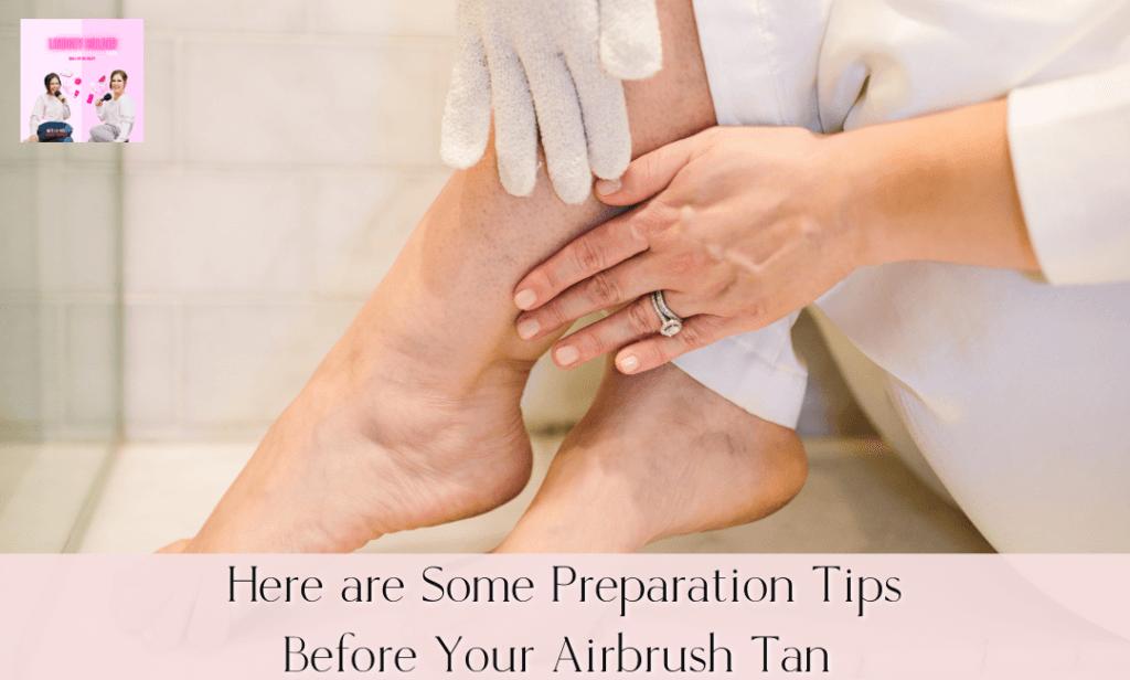 Airbrush Prep Tips photo